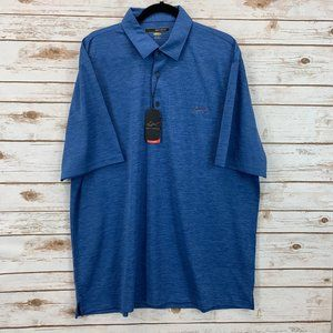 Greg Norman Play-Dry Performance Polo Golf Shirt